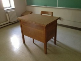 CLASSROOM FOR ORIENTATION CLASSES