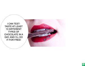 ME-JANE TEST CHOCOLATE 2