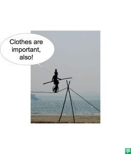 MELODY AGOGO CLOTHES IMPORTANT