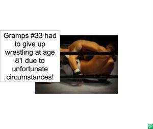 GRAMPS #33 CIRCUMSTANCES