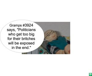 GRAMPS #3924 BRITCHES