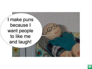 GRAMPS #3924 LAUGH