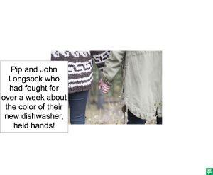 LONGSOCKS HOLD HANDS
