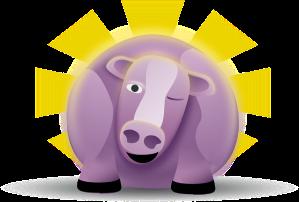 ME-JANE'S PURPLE COW