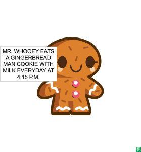MR. WHOOEY'S COOKIE