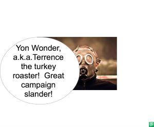 MR. WHOOEY SLANDER