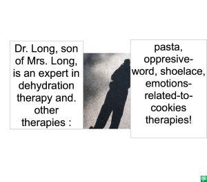 DR, LONG SPECIALTIES