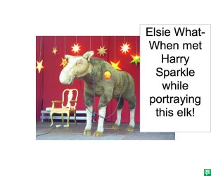 ELSIE WHAT-WHEN ELK