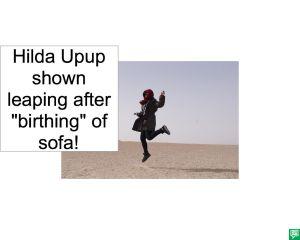 HILDA UPUP SOFA