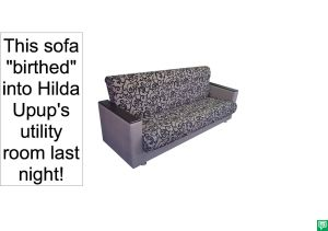 HILDA UPUP'S UTILITY ROOM