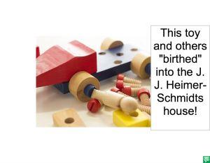 J. J. HEIMER-SCHMIDT'S TOYS