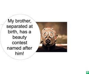 MR. WHOOEY BEAUTY CONTEST