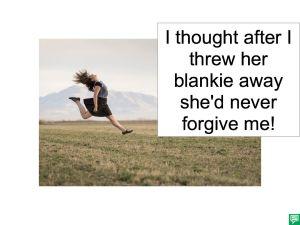 MRS. LOIS BLANKIE AWAY
