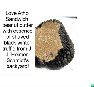LOVE ATHOL SANDWICH