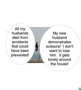 MELODY AGOGO LOSE HUSBAND