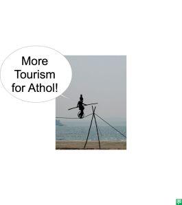 MELODY AGOGO MORE TOURISM FOR ATHOL