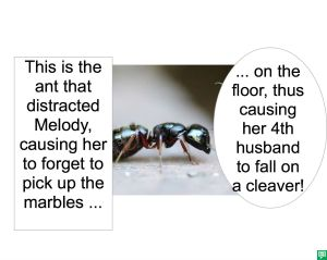 MELODY AGOGO'S 4TH HUSBAND FALLS ON CLEAVER