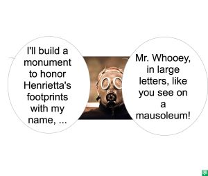 MR. WHOOEY MAUSOLEUM