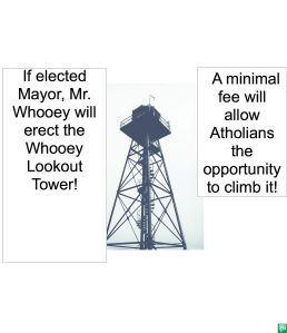 MR. WHOOEY'S TOWER