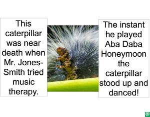 CATERPILLAR 2 MUSIC THERAPY