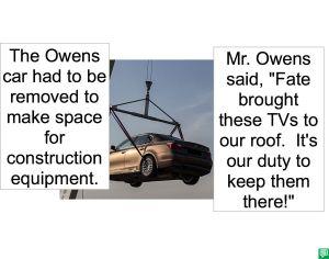 CRANE & MR. OWENS