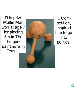 PRIXE FOR MUFFIN MAN