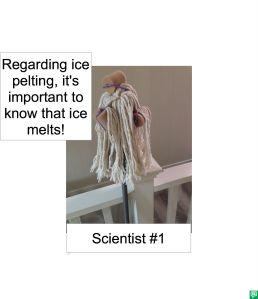SCIENTIST #1