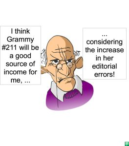 LAWYER #2 EDITORIAL ERRORS