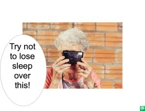 MRS. LONG LOSE SLEEP