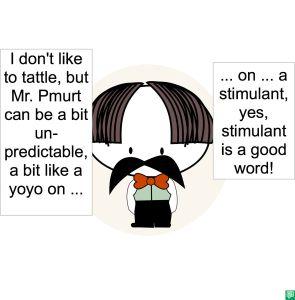 NOD PMURT'S BUTLER STIMULANT