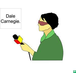REPORTER DALE CARNEGIE