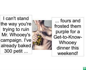 YON WONDER PETIT FOURS