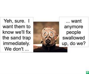 MR. WHOOEY SWALLOWED