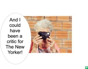 MRS. LONG CRITIC THE NEW YORKER