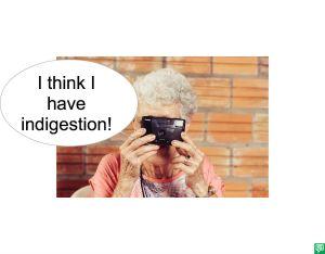 MRS. LONG INDIGESTION