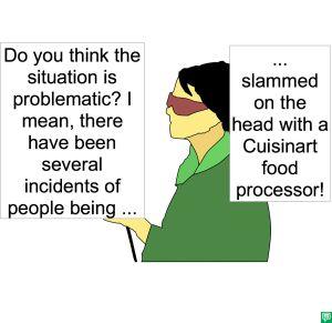 REPORTER LAF CUISINART