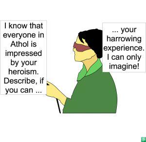 REPORTER LAF HEROISM