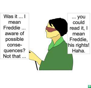 REPORTER LAF READ FREDDIE