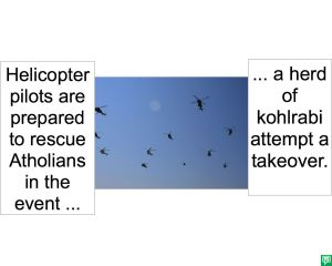 HELICOPTERS RESCUE