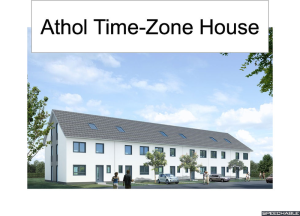 ATHOL TIME-ZONE HOUSE