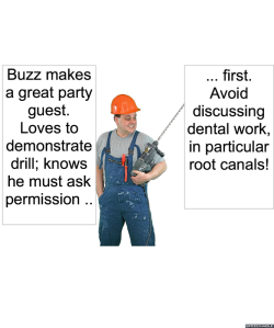 BUZZ, DRILL EXPERT ROOT CANALS