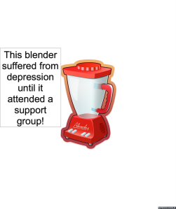 BLENDER SUPPORT GROUP