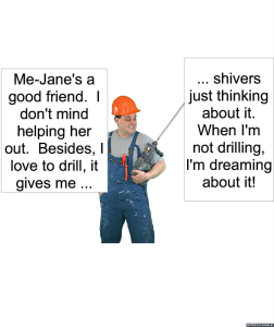 CONSTRUCTION WORKER ME-JANE