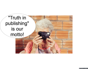 MRS. LONG TRUTH IN PUBLISHING