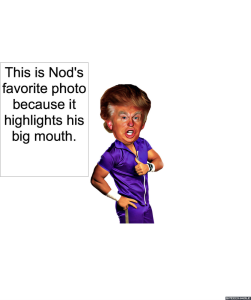 NOD PMURT BIG MOUTH