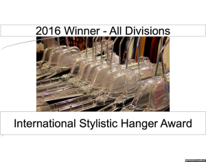 2016 HANGER AWARD