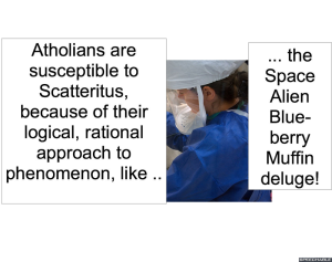 ATHOL PHYSICIAN SCATTERITUS