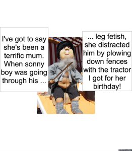 FATHER TRACTOR