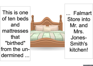 bed-and-mattress-birthing
