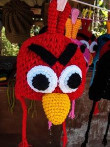 knit-parrot